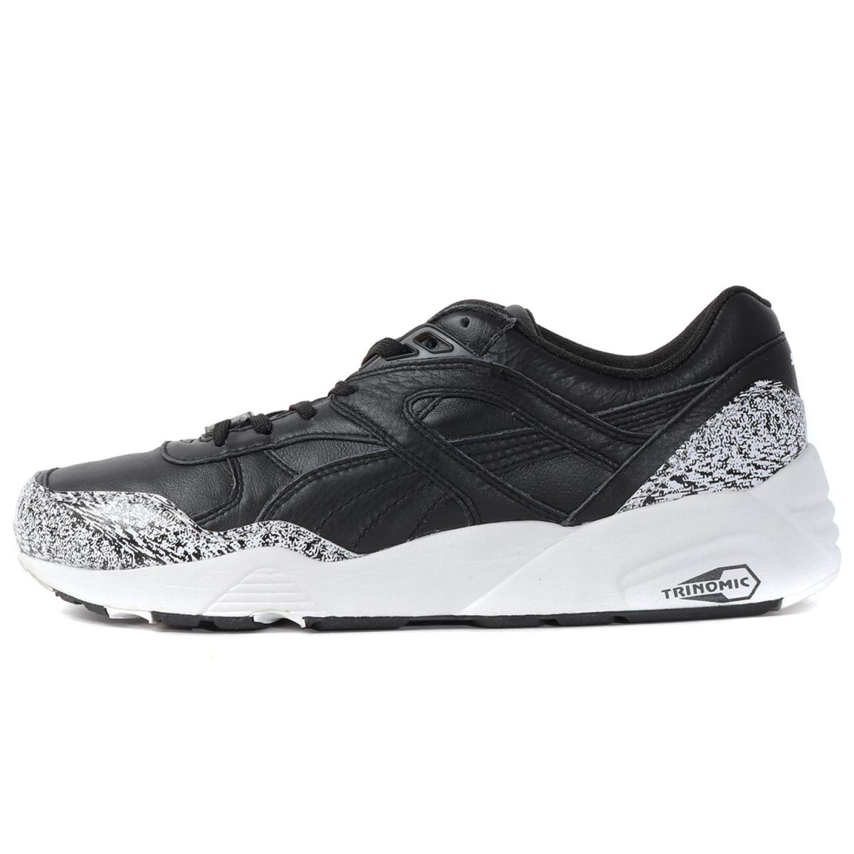BEEGLE by Boo-Bee  PUMA (Puma) R698 SNOW SPLATTER PACK (358 52d950a78
