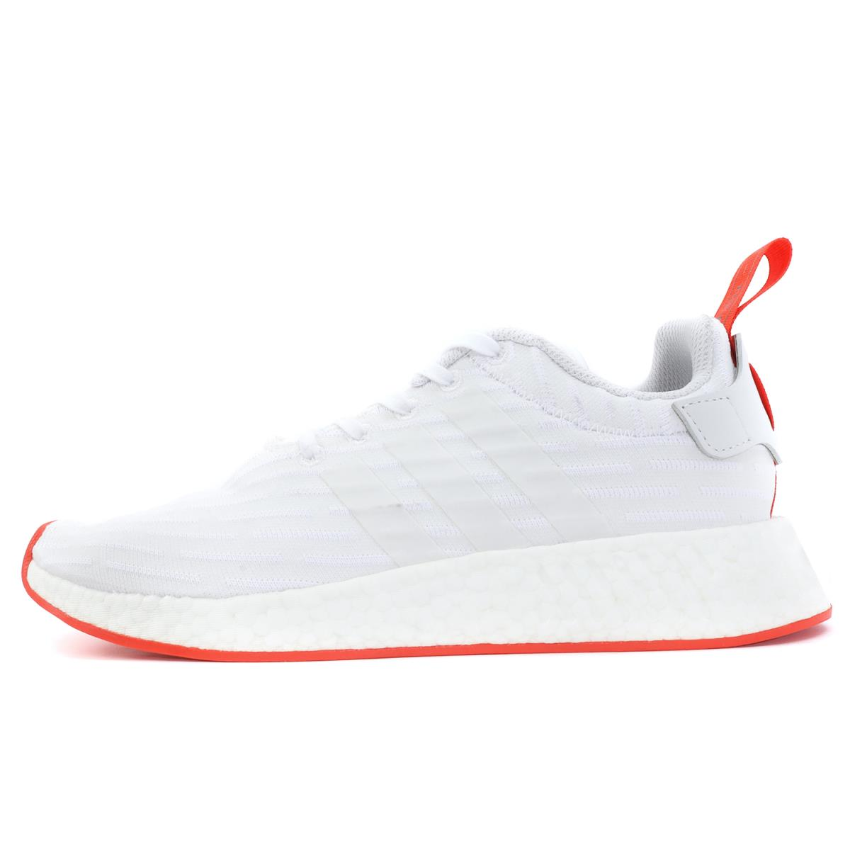 uk availability 53554 1e02f adidas (Adidas) 17S/S NMD_R2 (BA7253) white X core red US8.5(26.5cm)