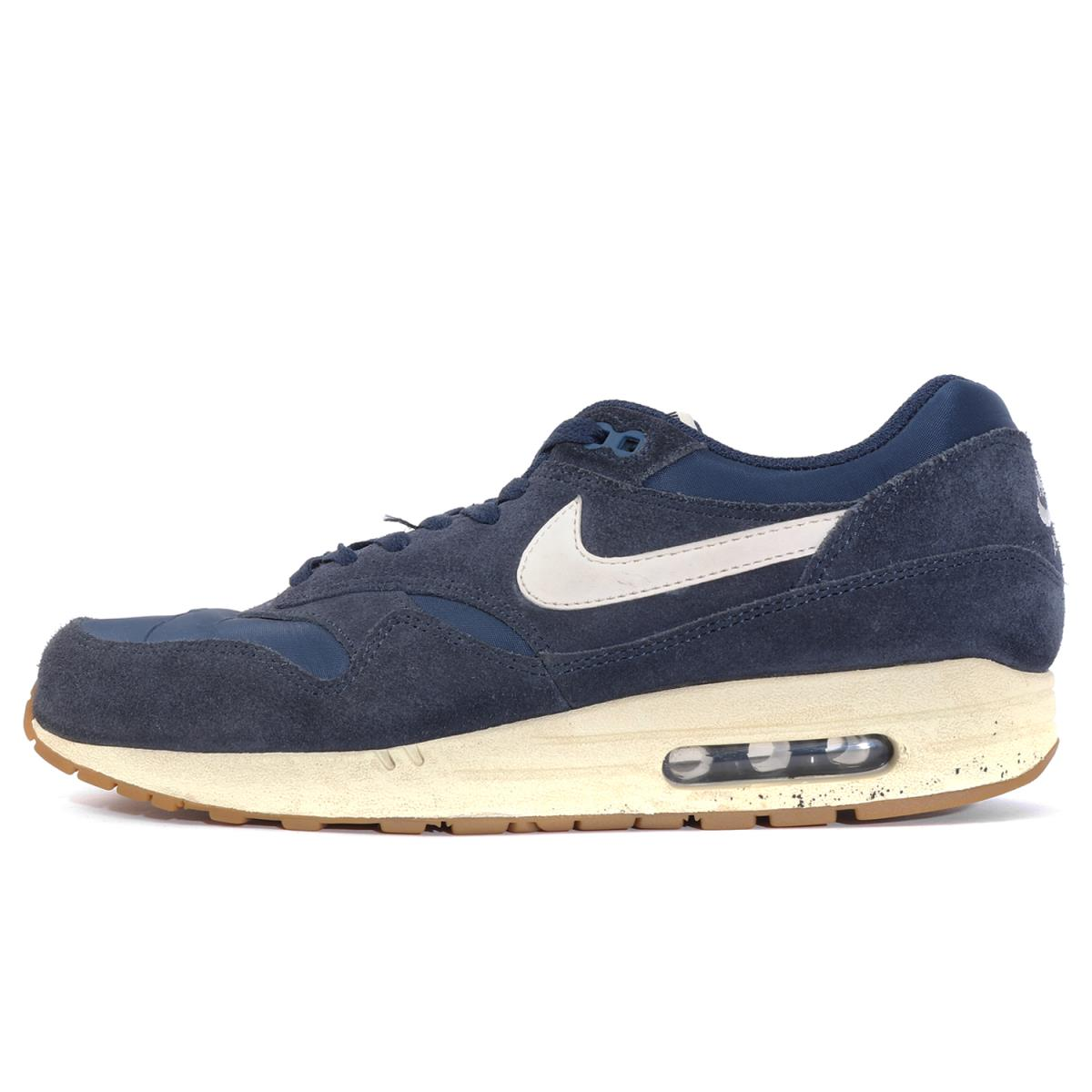 brand new 2492a 8fb46 NIKE (Nike) AIR MAX 1 ESSENTIAL (537,383-411) midnight navy US10(28cm)