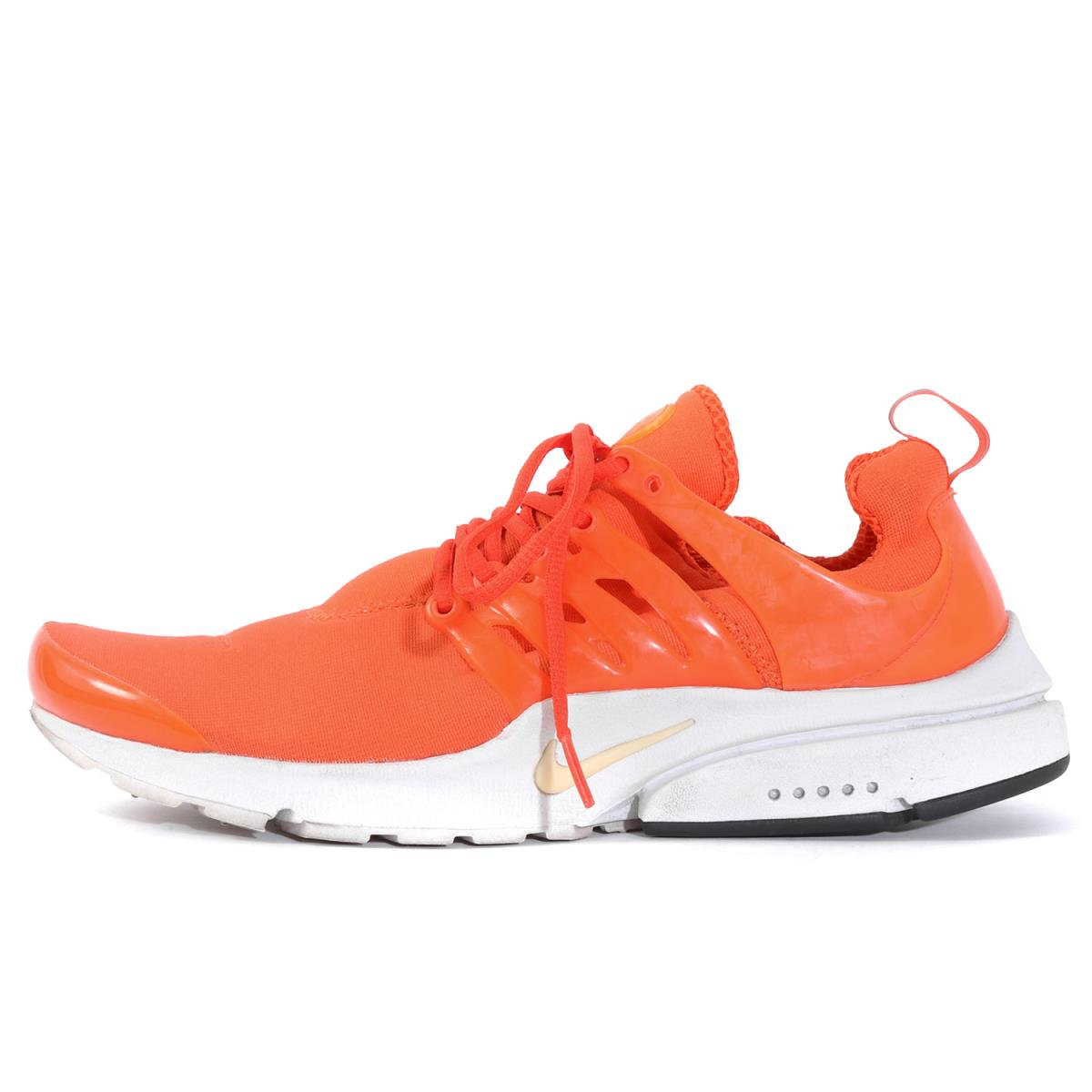 pas cher pour réduction f3630 a50fe NIKE (Nike) AIR PRESTO (347,635-881) orange M (28-29cm)