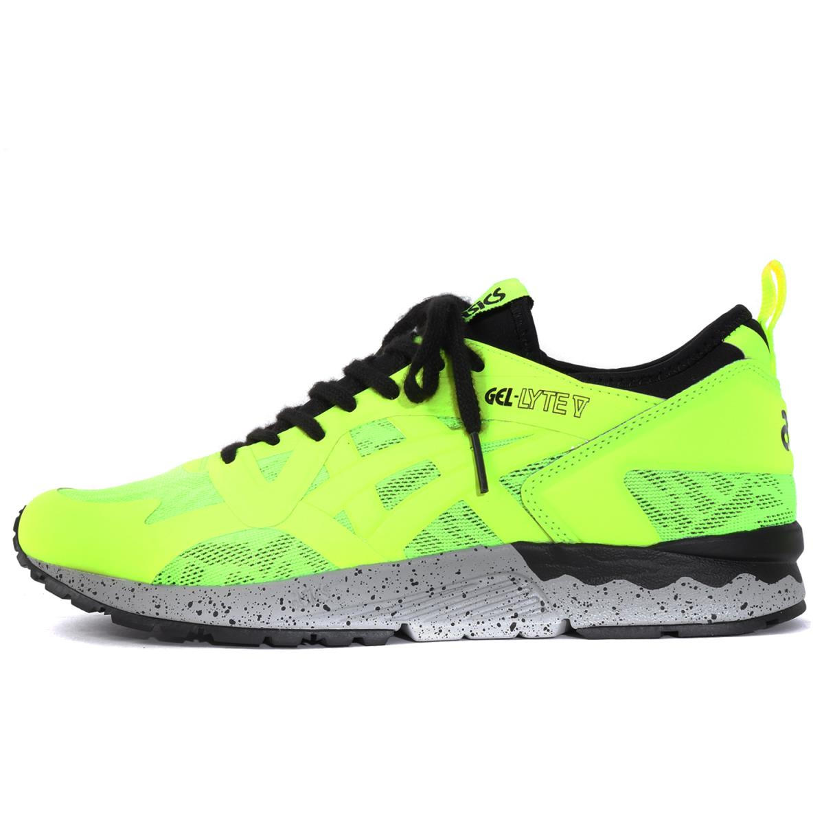 533a0e52caa3 BEEGLE by Boo-Bee  asics (ASICS) GEL-LYTE V NS(HY7M1) safety yellow ...