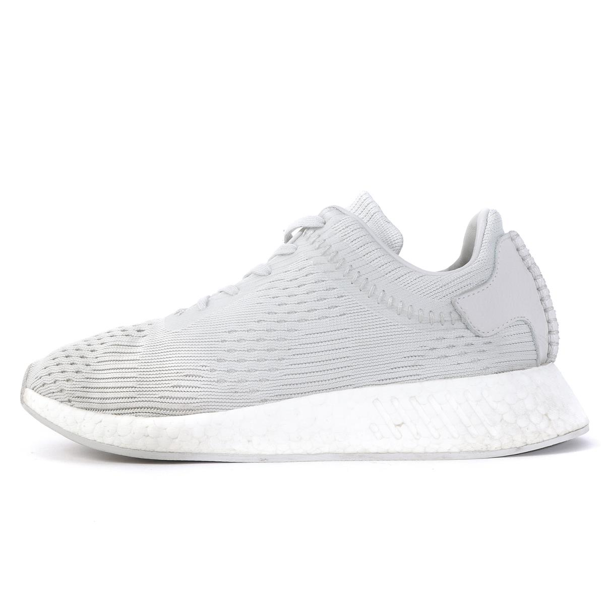 online store 494c2 6d43d adidas (Adidas) X wings+horns WH NMD R2 (BB3118) light gray US8.5(26.5cm)