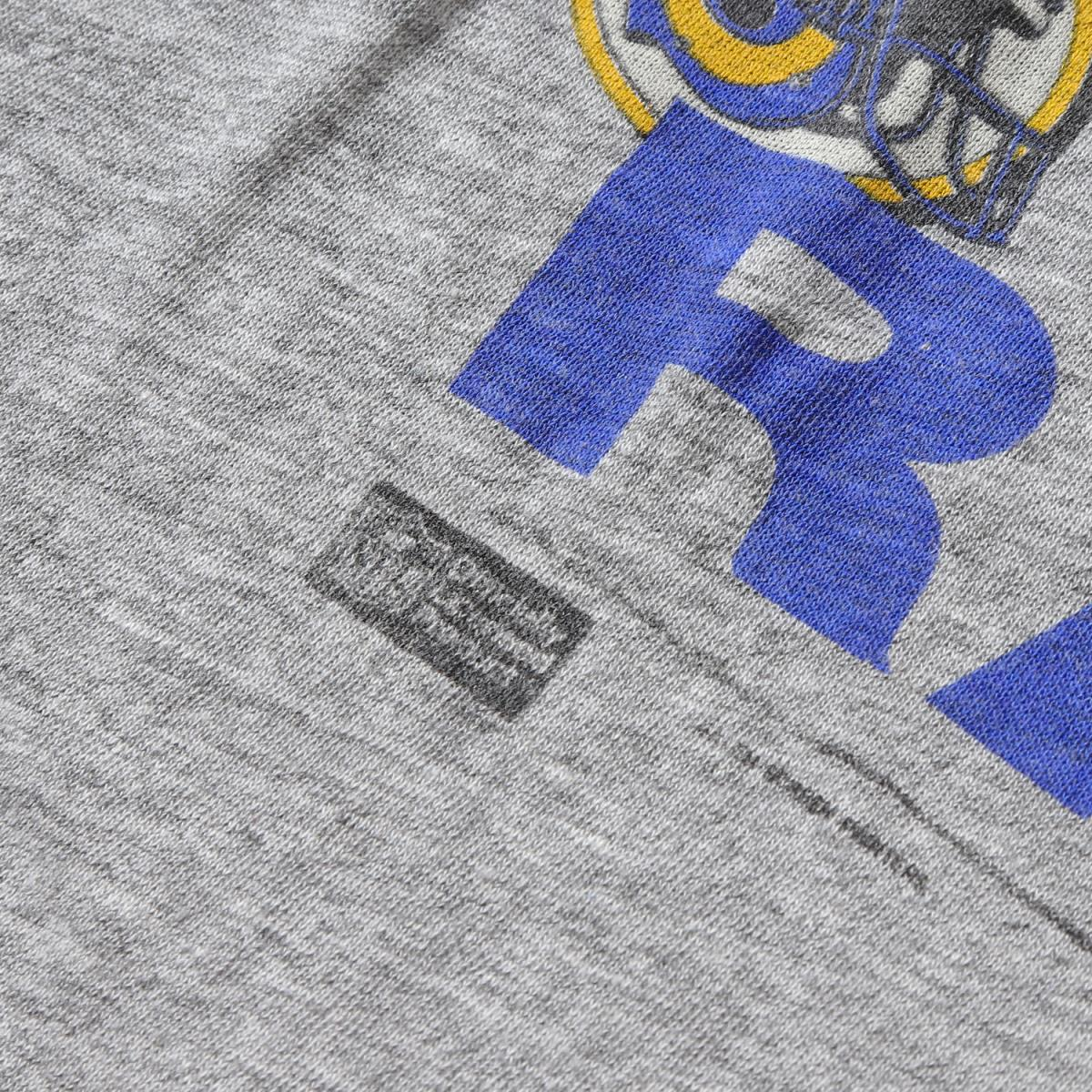 Others Vintage Brand (other vintage brands) 80  s Eric Dickerson T-shirt (NFL  official model) Heather gray 076cb97a4
