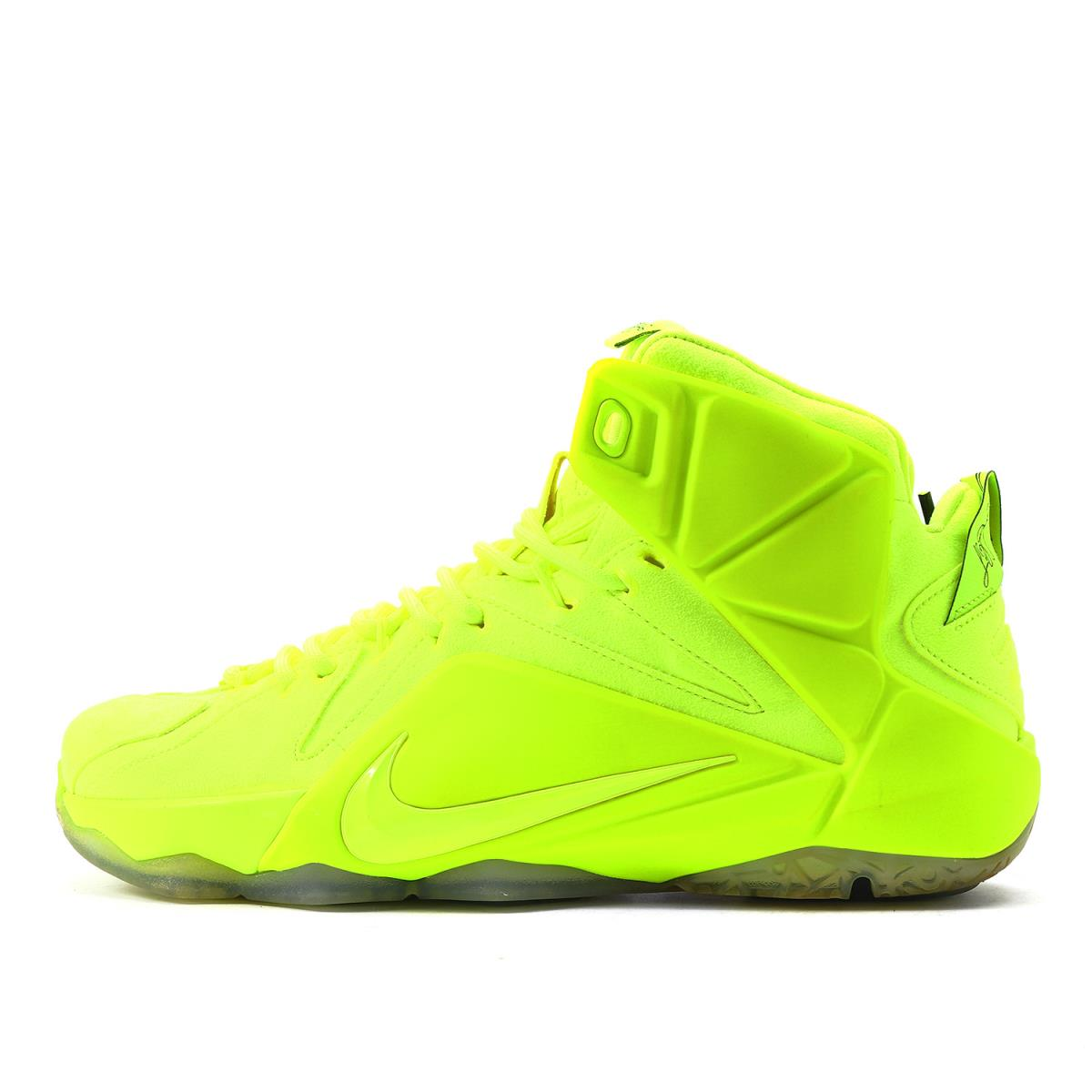 innovative design b8c26 38900 NIKE (Nike) LEBRON 12 EXT VOLT (748,861-700) bolt US10(28cm)