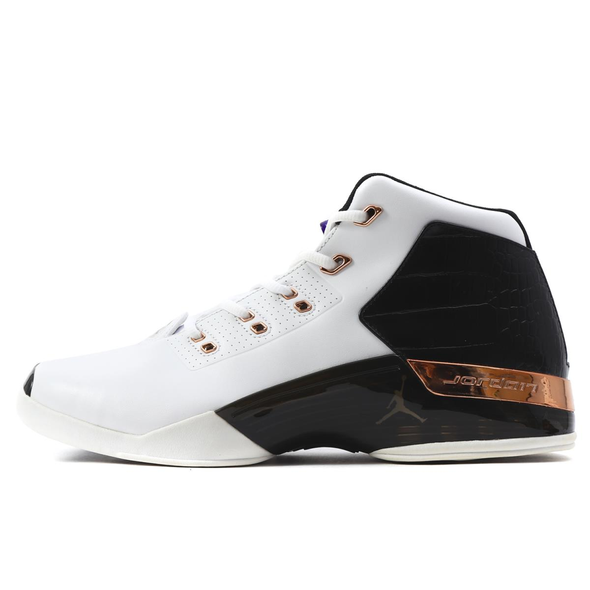 50627a1f859ee0 BEEGLE by Boo-Bee  NIKE (Nike) AIR JORDAN 17+ RETRO COPPER (832