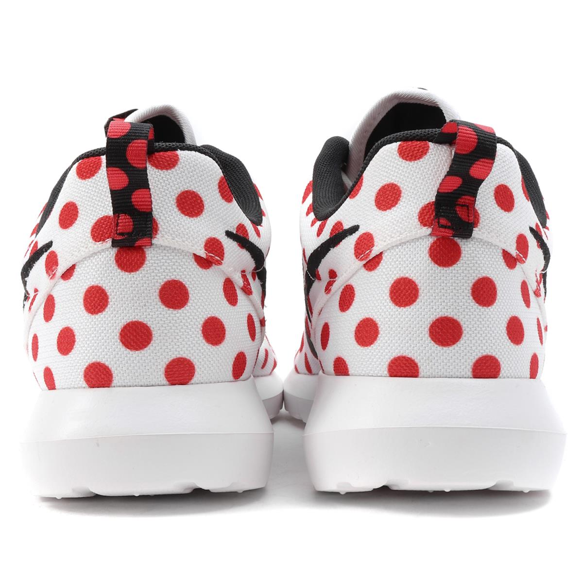 new product 2e26a eef6e ... NIKE (Nike) ROSHE RUN NM QS POLKA DOT PACK (810,857-106) ...
