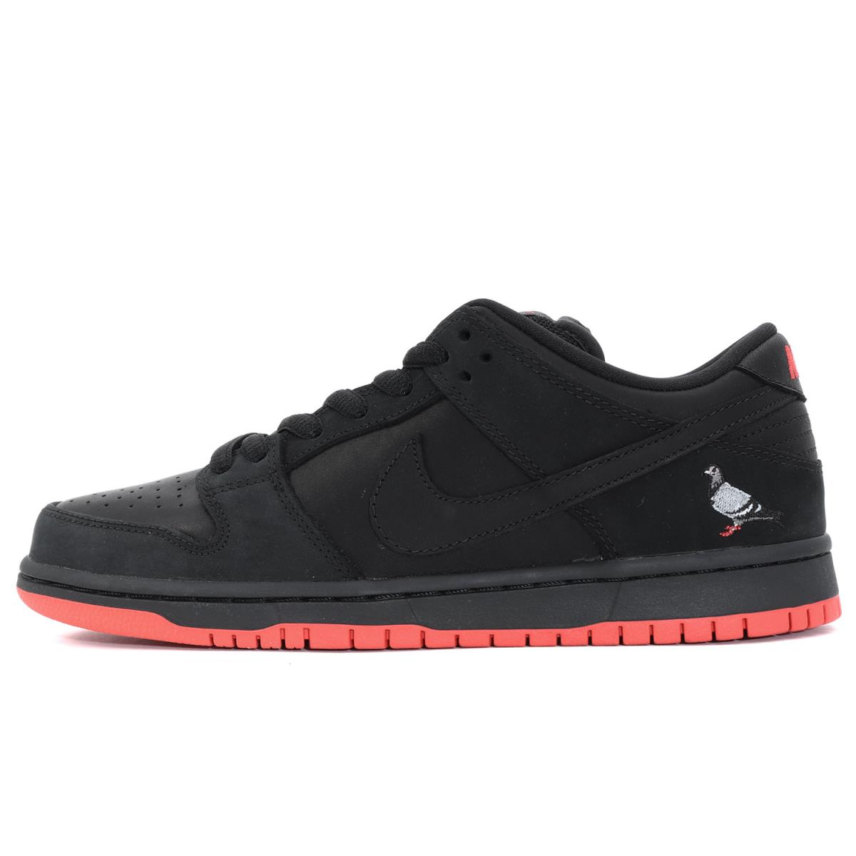 0907e68a0a73 BEEGLE by Boo-Bee  NIKE (Nike) SB DUNK LOW TRD QS BLACK PIGEON ...