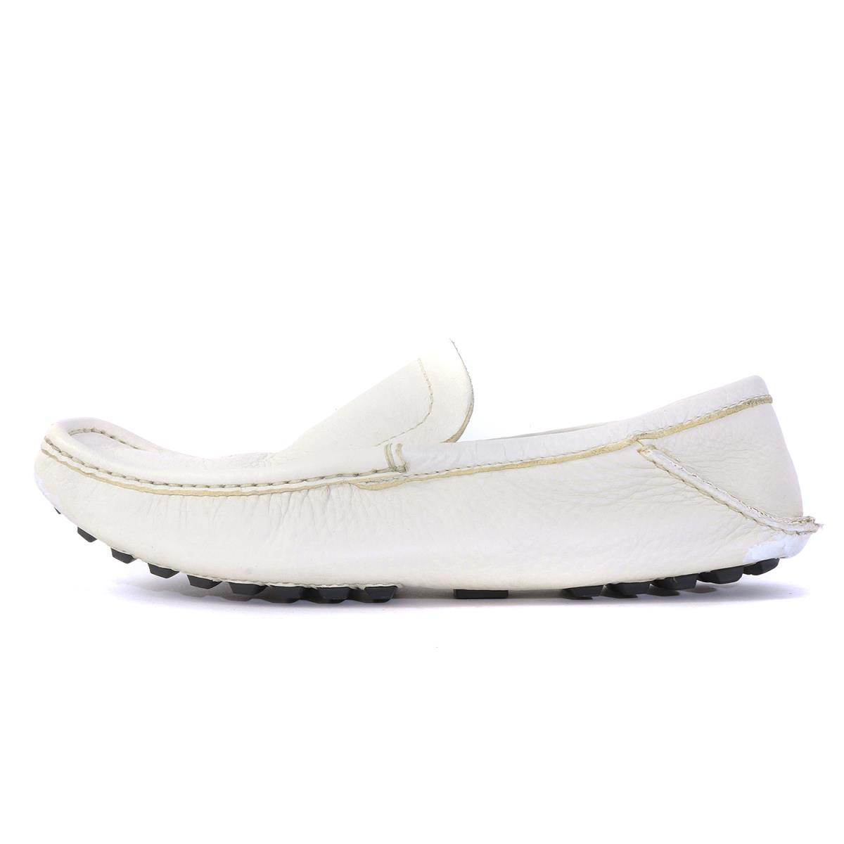 8203e530d20 BEEGLE by Boo-Bee  GUCCI (Gucci) leather driving shoes white 39 ...