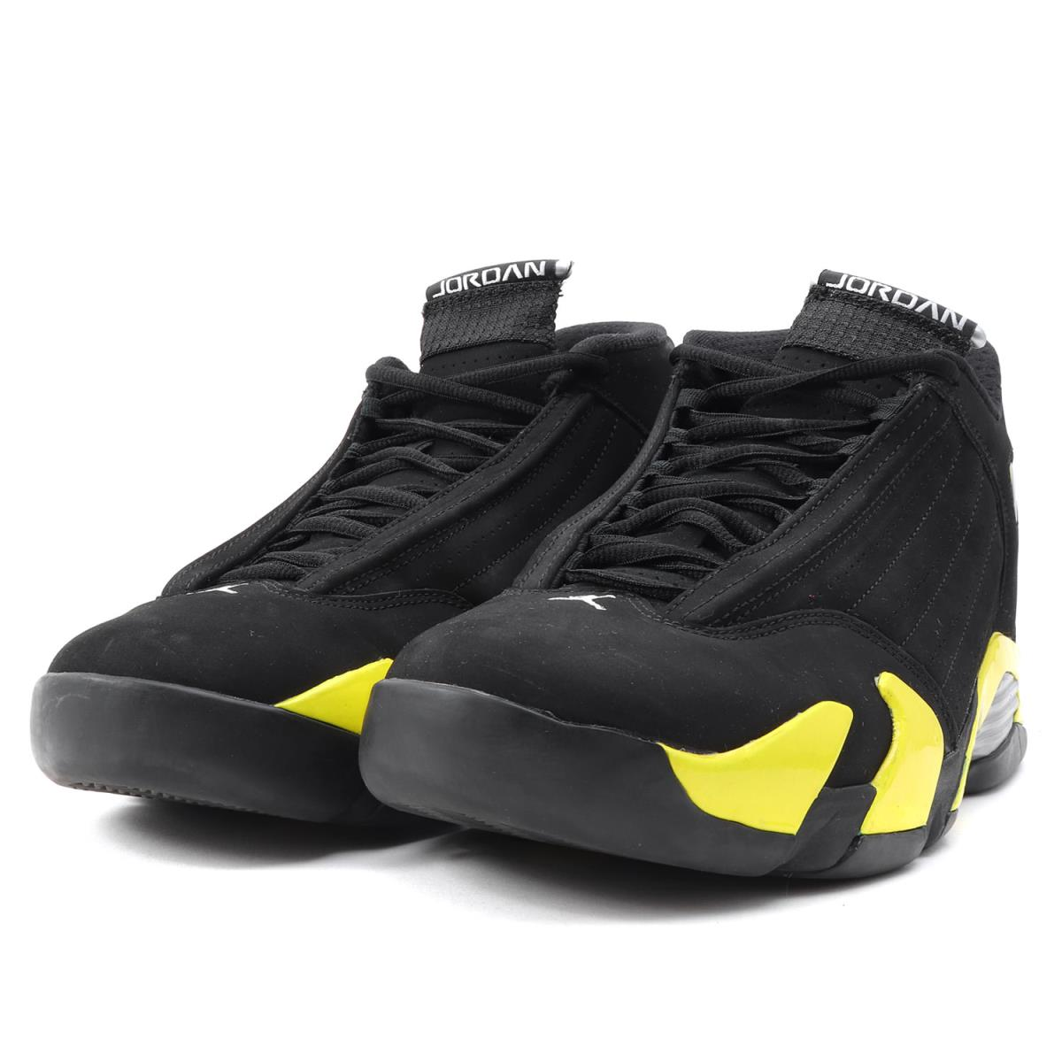 BEEGLE by Boo-Bee  NIKE (Nike) AIR JORDAN 14 RETRO THUNDER (487 80d5f2e1e