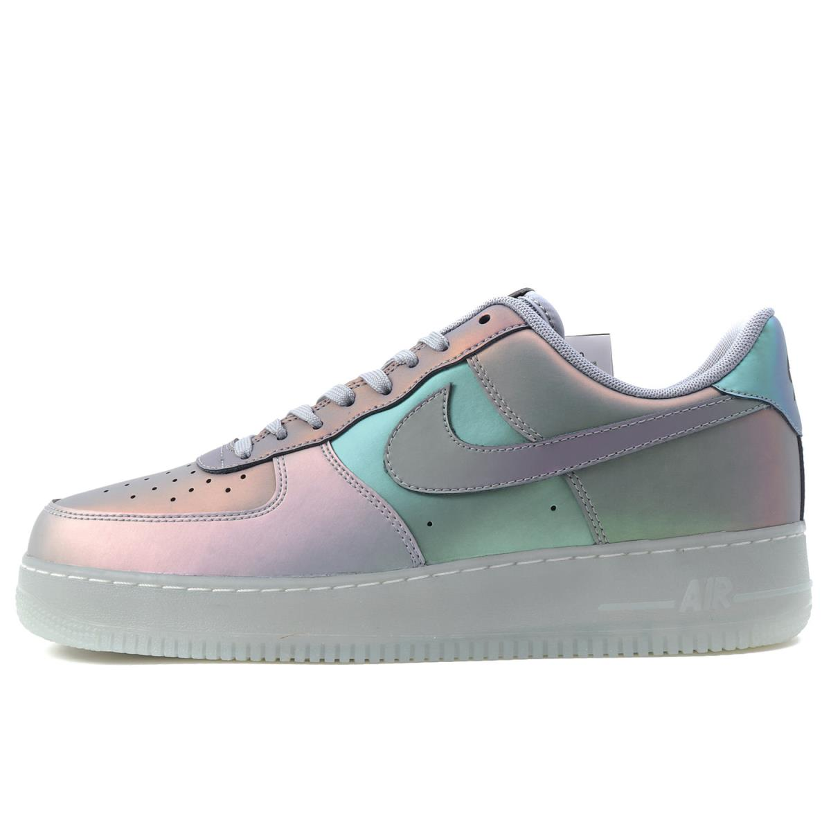 BEEGLE by Boo-Bee  NIKE (Nike) AIR FORCE 1  07 LV8 IRIDESCENT ... bd30530ac