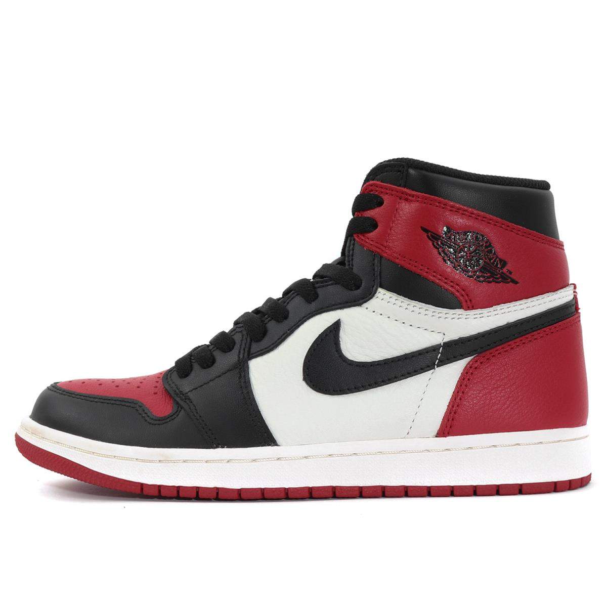 119c211b156a9e BEEGLE by Boo-Bee  NIKE (Nike) AIR JORDAN 1 RETRO HIGH OG BRED TOE ...