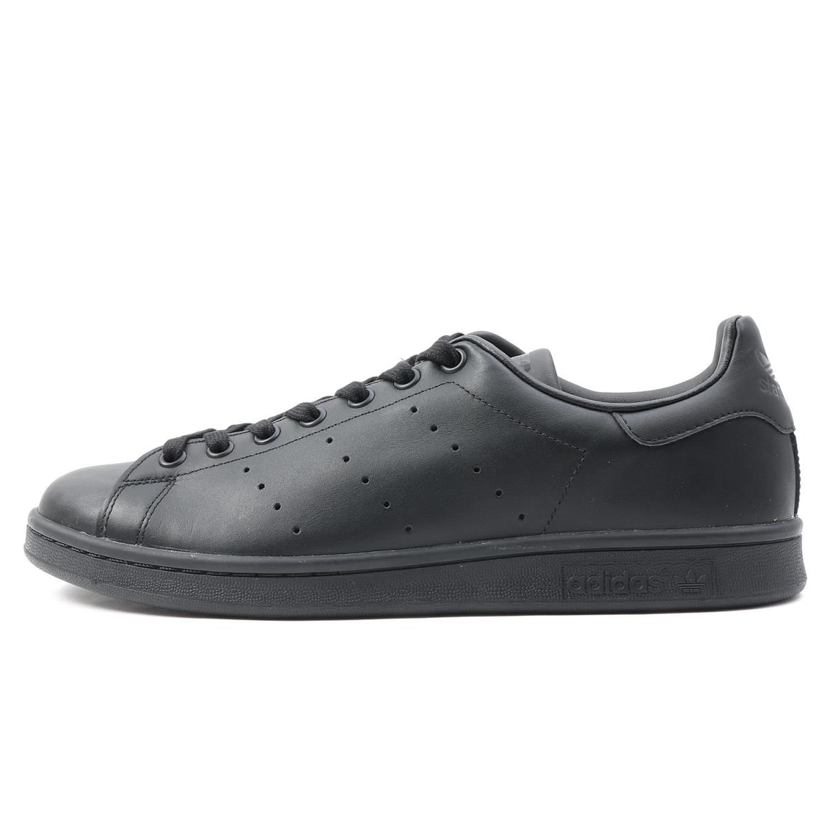 site réputé a1ed1 48fe0 adidas (Adidas) ABC-MART-limited STAN SMITH triple black (M20327) black  US10(28cm)