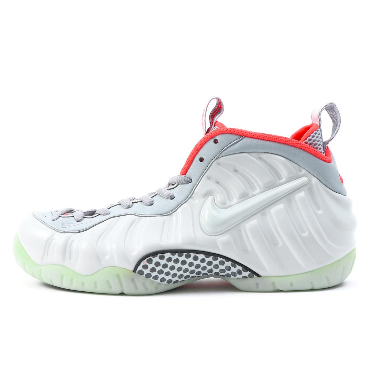 534f58385e534 BEEGLE by Boo-Bee  NIKE (Nike) AIR FOAMPOSITE PRO PURE PLATINUM ...