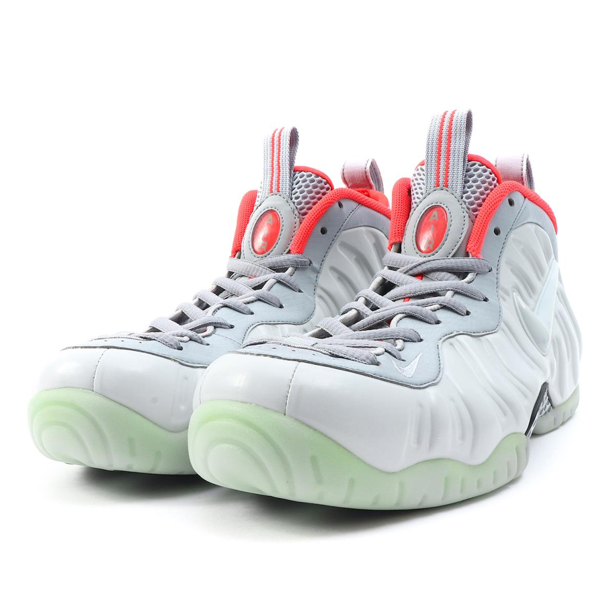 423f4810a4c2c BEEGLE by Boo-Bee  NIKE (Nike) AIR FOAMPOSITE PRO PURE PLATINUM ...