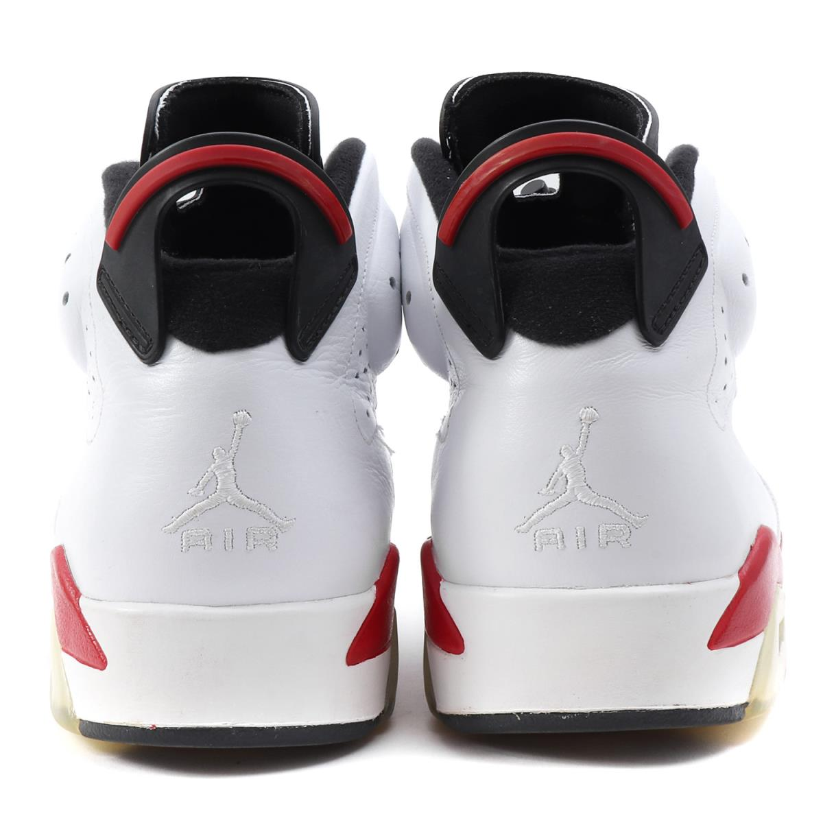 best website 1eda1 996e7 NIKE (Nike) AIR JORDAN 6 RETRO BULLS (384,664-102) white X bar city red  US10.5(28.5cm)