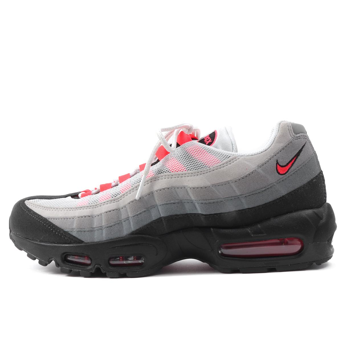 los angeles f1c11 e2081 NIKE (Nike) AIR MAX 95 SOLAR RED (/ 609,048-106 made in 2018) white X solar  red US9.5(27.5cm)