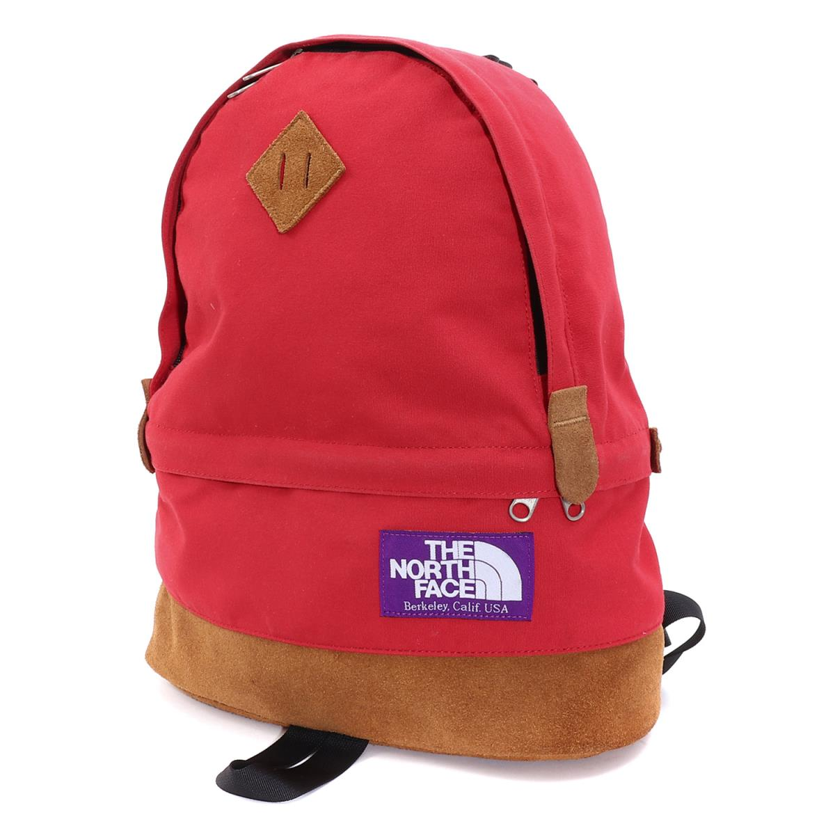 8b11daeee THE NORTH FACE (the North Face) 14S/S medium day pack (purple label /  Medium Day Pack) red