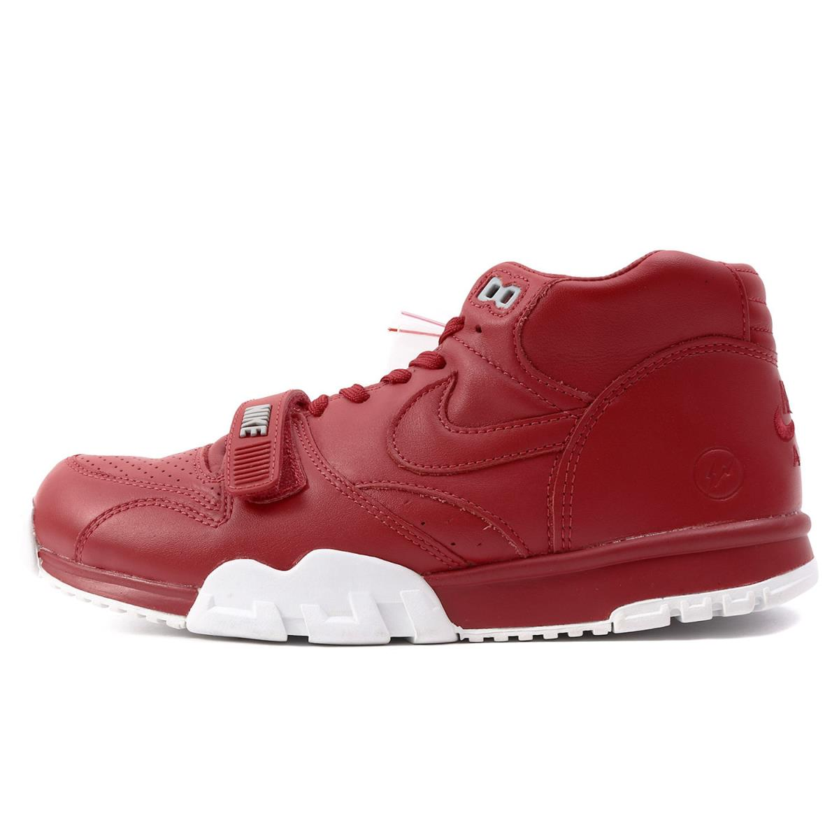 official photos bbe28 12f03 NIKE (Nike) X fragment design NikeLab AIR TRAINER 1 MID SP (806,942-661)  gym red US10.5(28.5cm)