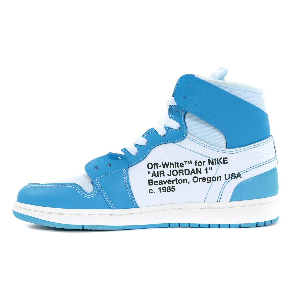 89f37ea76fb BEEGLE by Boo-Bee: OFF-WHITE (off-white) 18S/S X NIKE AIR JORDAN 1 X ...