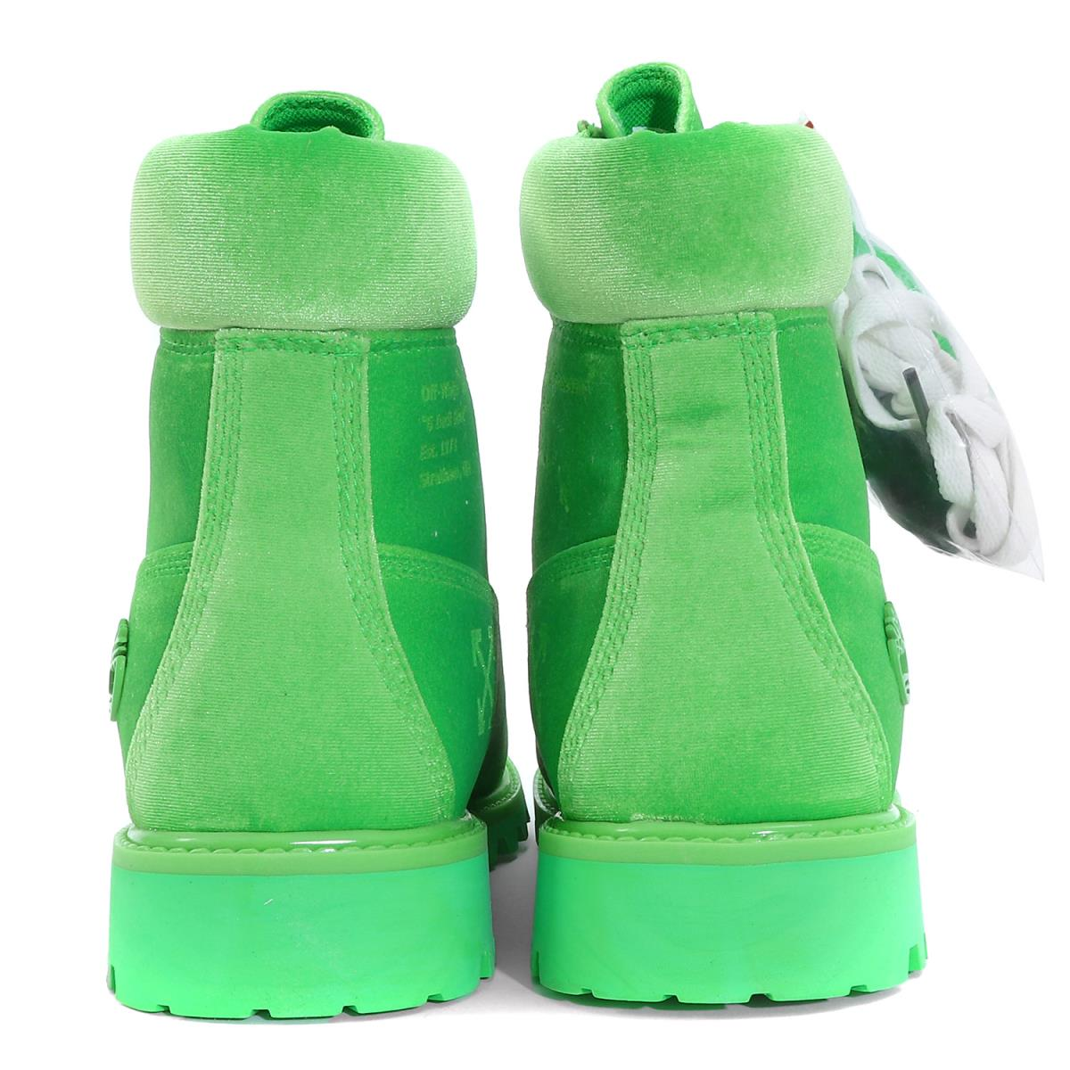 63d230df0 BEEGLE by Boo-Bee: OFF-WHITE (off-white) 17A/W X Timberland 6 inches ...