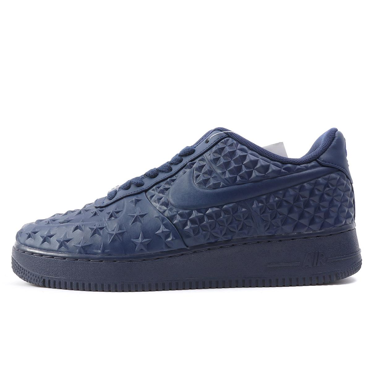 NIKE (ナイキ) AIR FORCE 1 LV8 VT INDEPENDENCE DAY (789104-400) ミッドナイトネイビー 【美品】【K2000】【中古】【あす楽☆対応可】