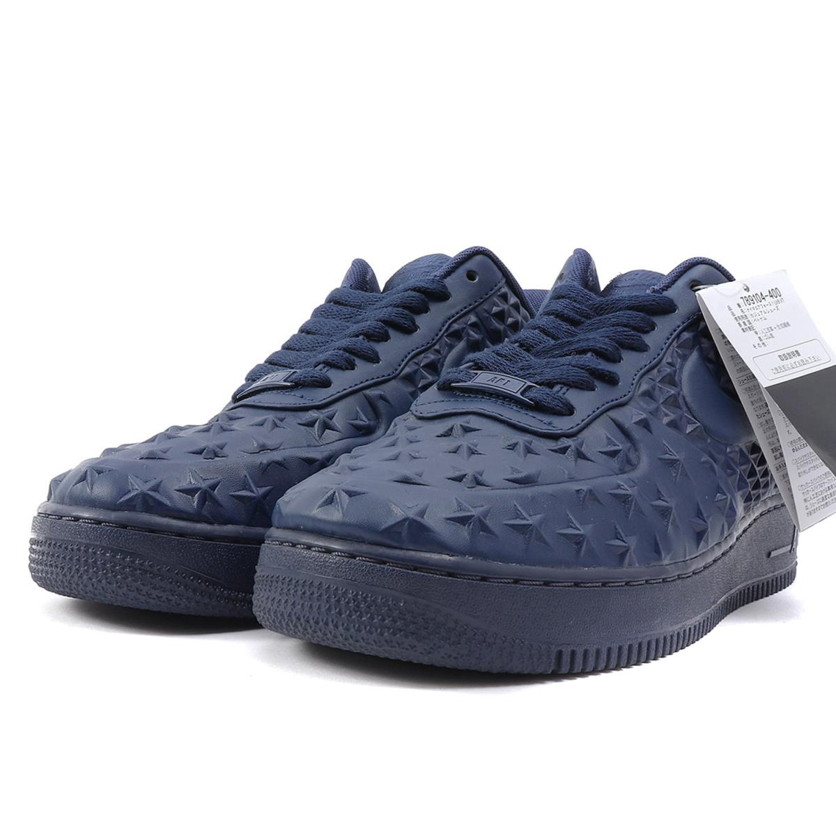 NIKE (Nike) AIR FORCE 1 LV8 VT INDEPENDENCE DAY (789,104 400) midnight navy