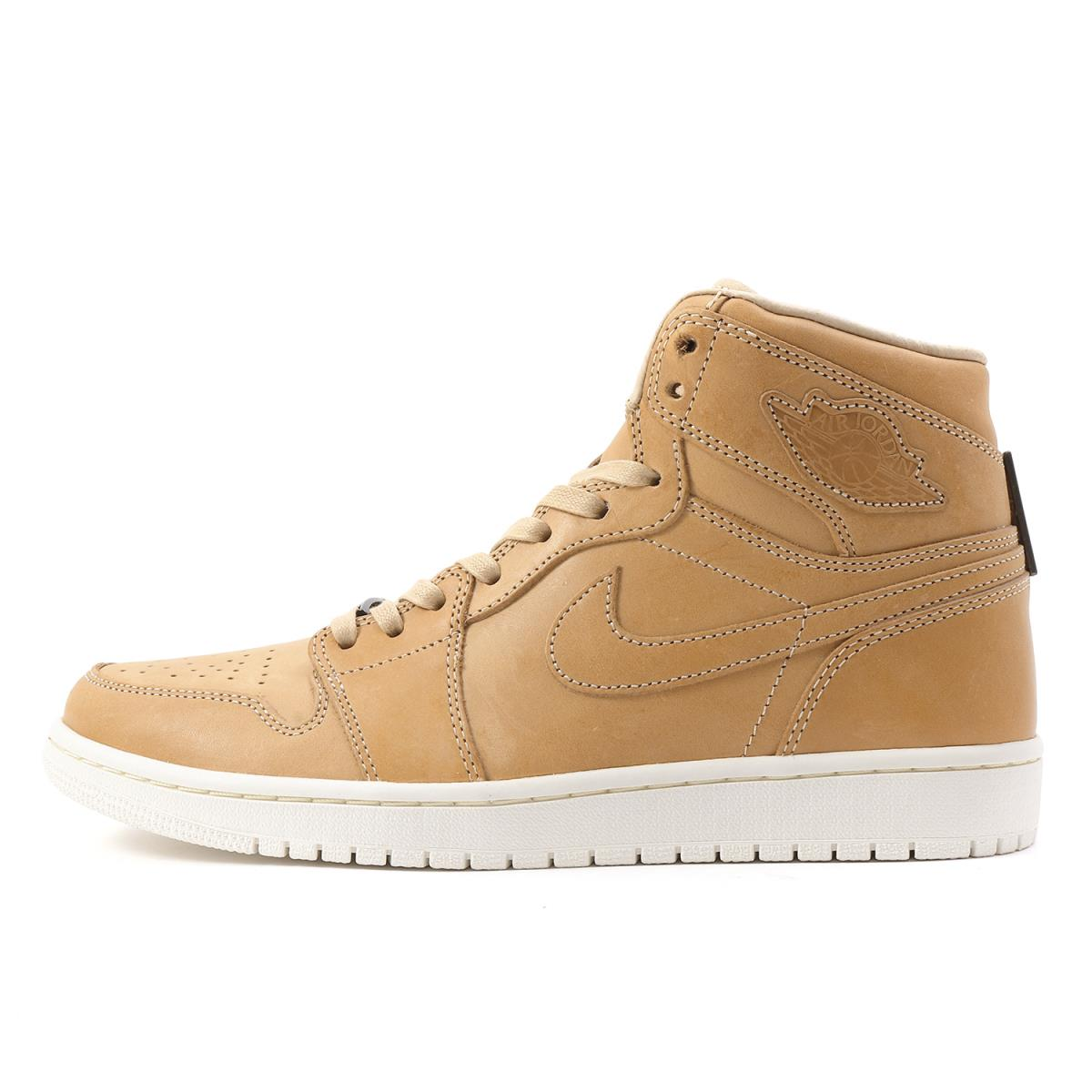 official photos 35bb1 e5ce6 NIKE (Nike) AIR JORDAN 1 PINNACLE VACHETTA TAN (705,075-201) バケッタタン X sail  US10.5(28.5cm)