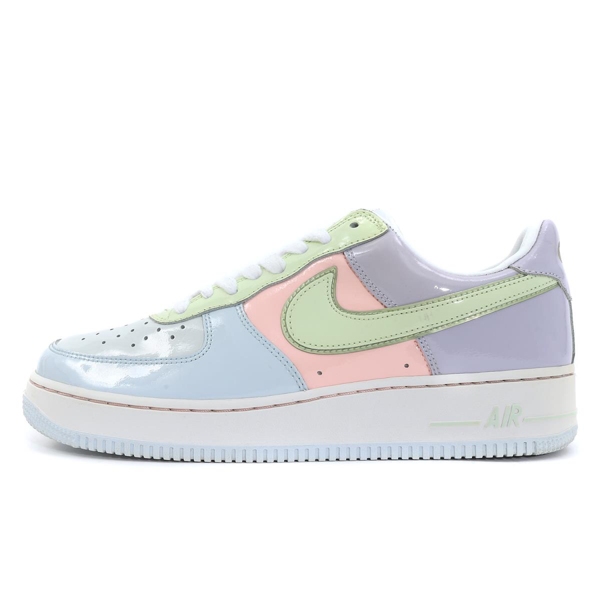 new styles 9c8cd 80577 NIKE (Nike) AIR FORCE 1 LOW EASTER EGG (307,334-531) titanium X lime ice  US9(27cm)