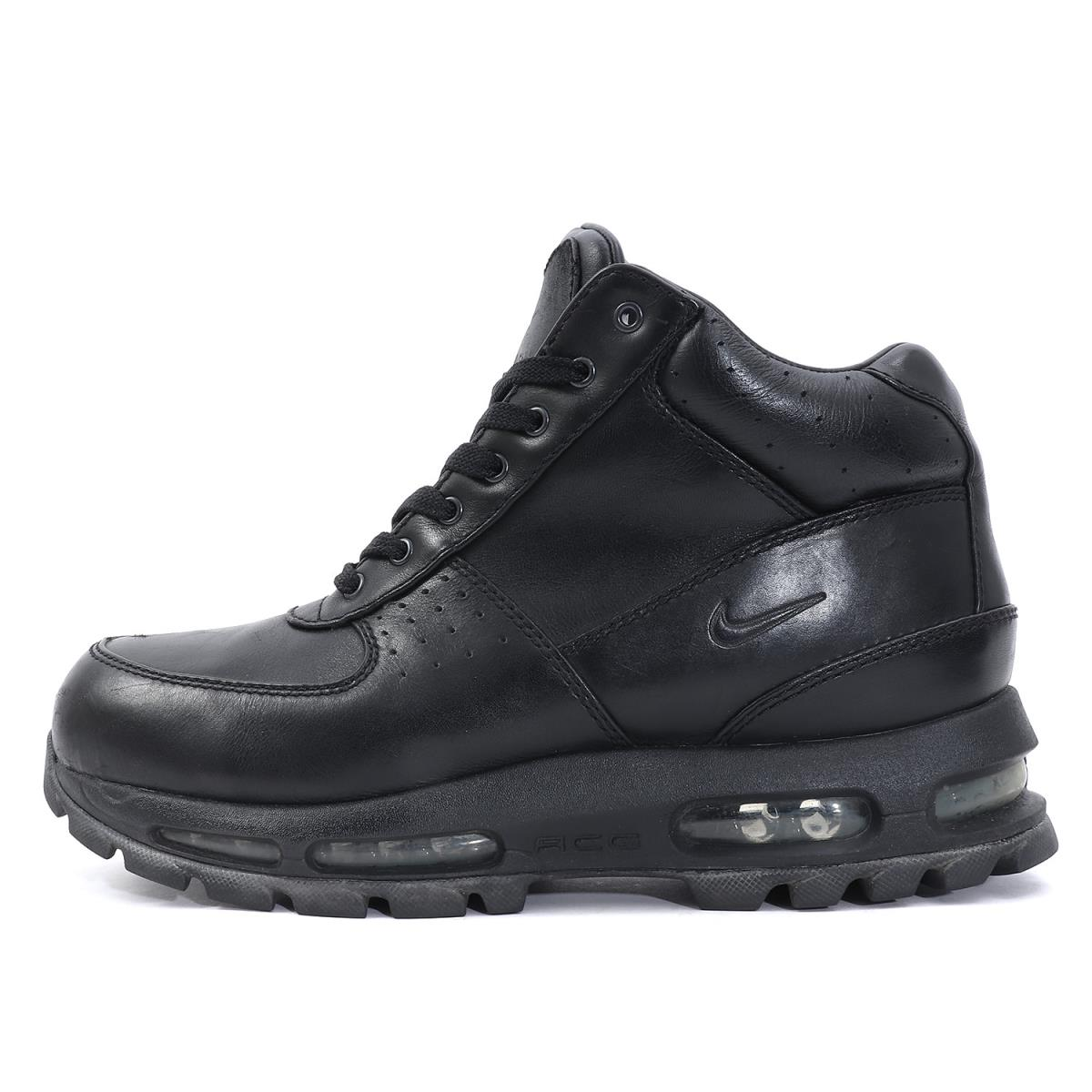 new product d48c4 040b3 NIKE (Nike) ACG AIR MAX GOADOME (865,031-009) black US9( ...