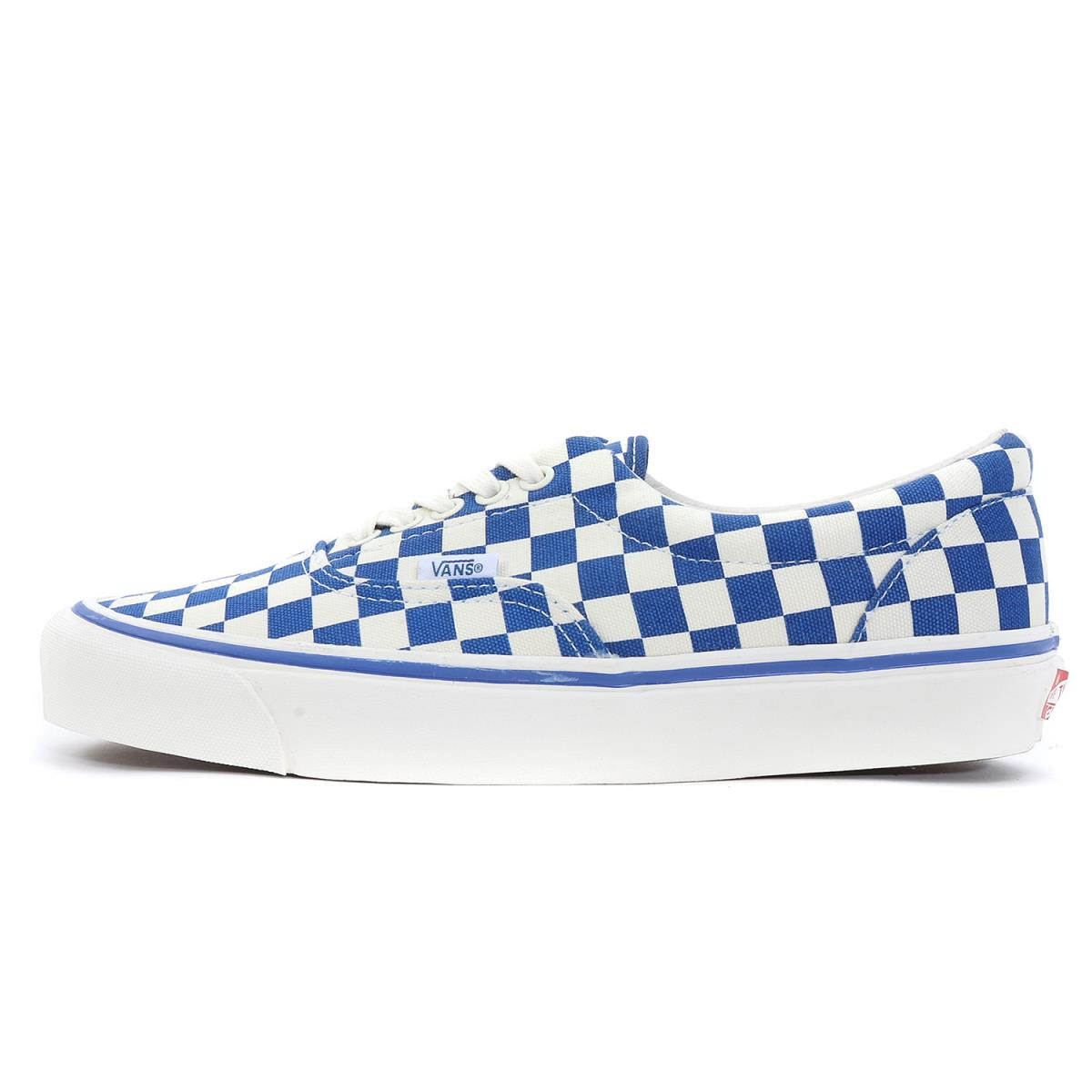66c210611511 BEEGLE by Boo-Bee  VANS (vans) VAULT OG ERA LX CHECKERBOARD royal X ...