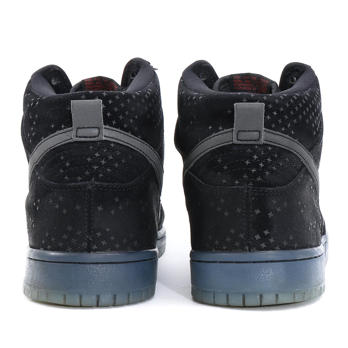 the best attitude 43dc6 845a1 ... coupon for nike nike x premier dunk high prem flash sb flash pack  806333 001 black