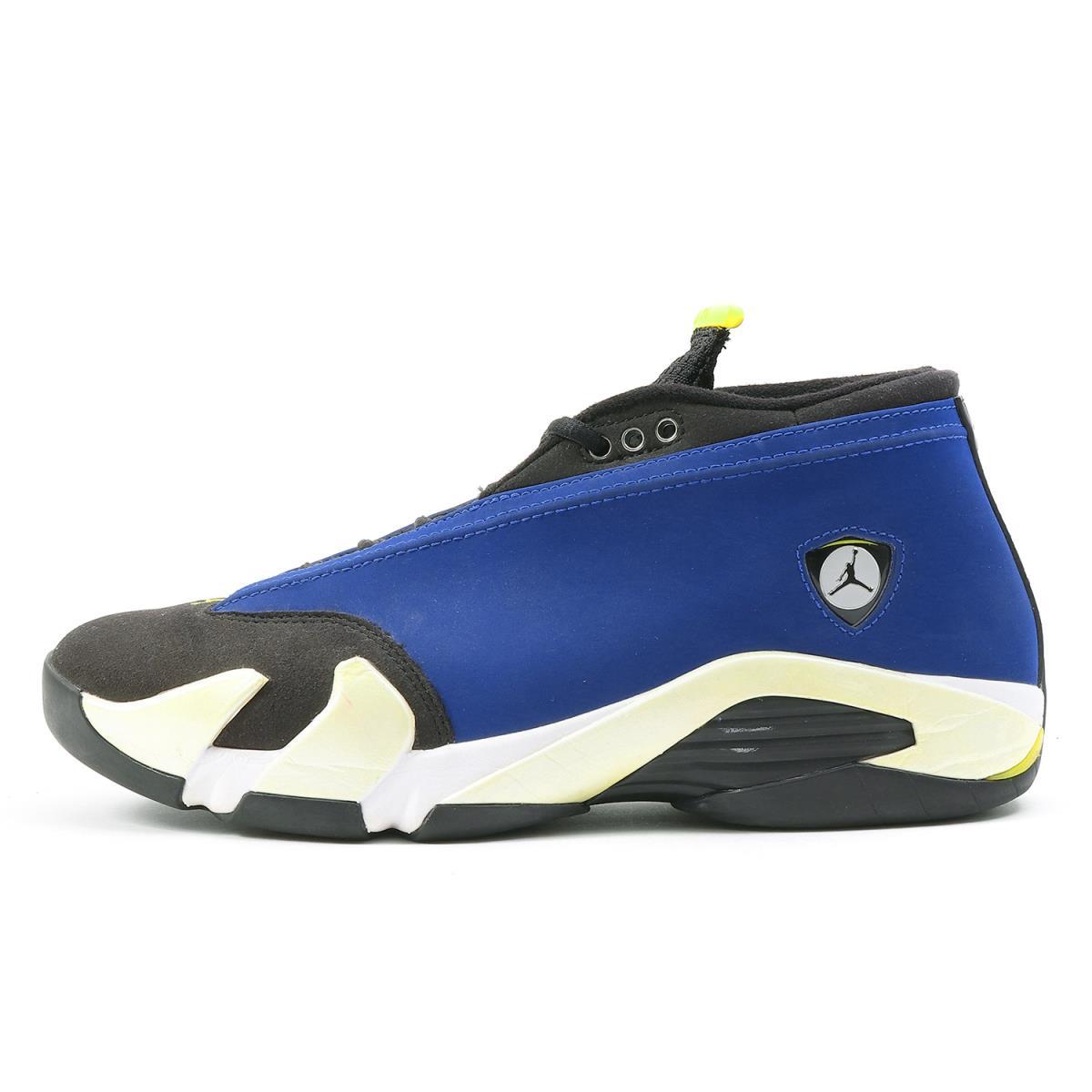 competitive price 2180f 61d6a NIKE (Nike) AIR JORDAN 14 RETRO LOW LANEY (807,511-405) bar city royal  US9(27cm)