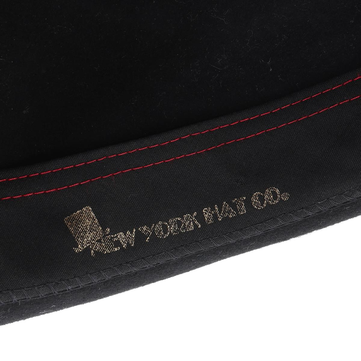 9f05bafabac BEEGLE by Boo-Bee  Wool hat (5923) black L with the NEW YORK HAT ...