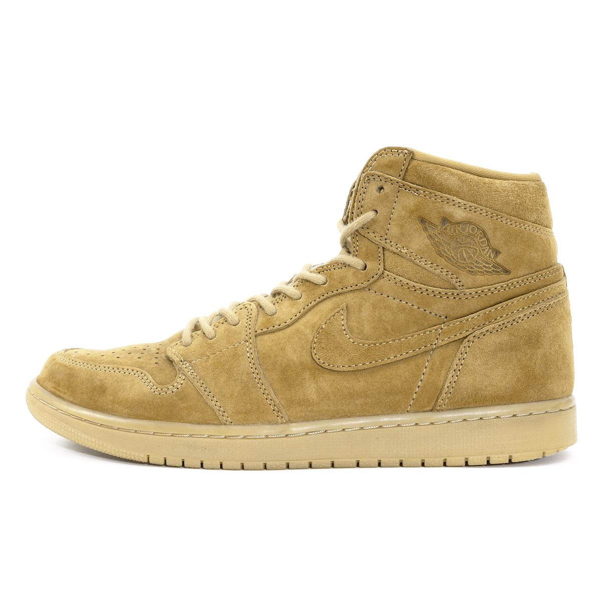 BEEGLE by Boo-Bee  NIKE (Nike) AIR JORDAN 1 RETRO HIGH OG WHEAT ... f74c73d0fa6d