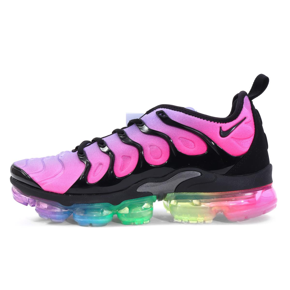 online store 773e8 00ff0 NIKE (Nike) AIR VAPORMAX PLUS BETRUE (AR4791-500) purple plus X black X  pink blast US10(28cm)