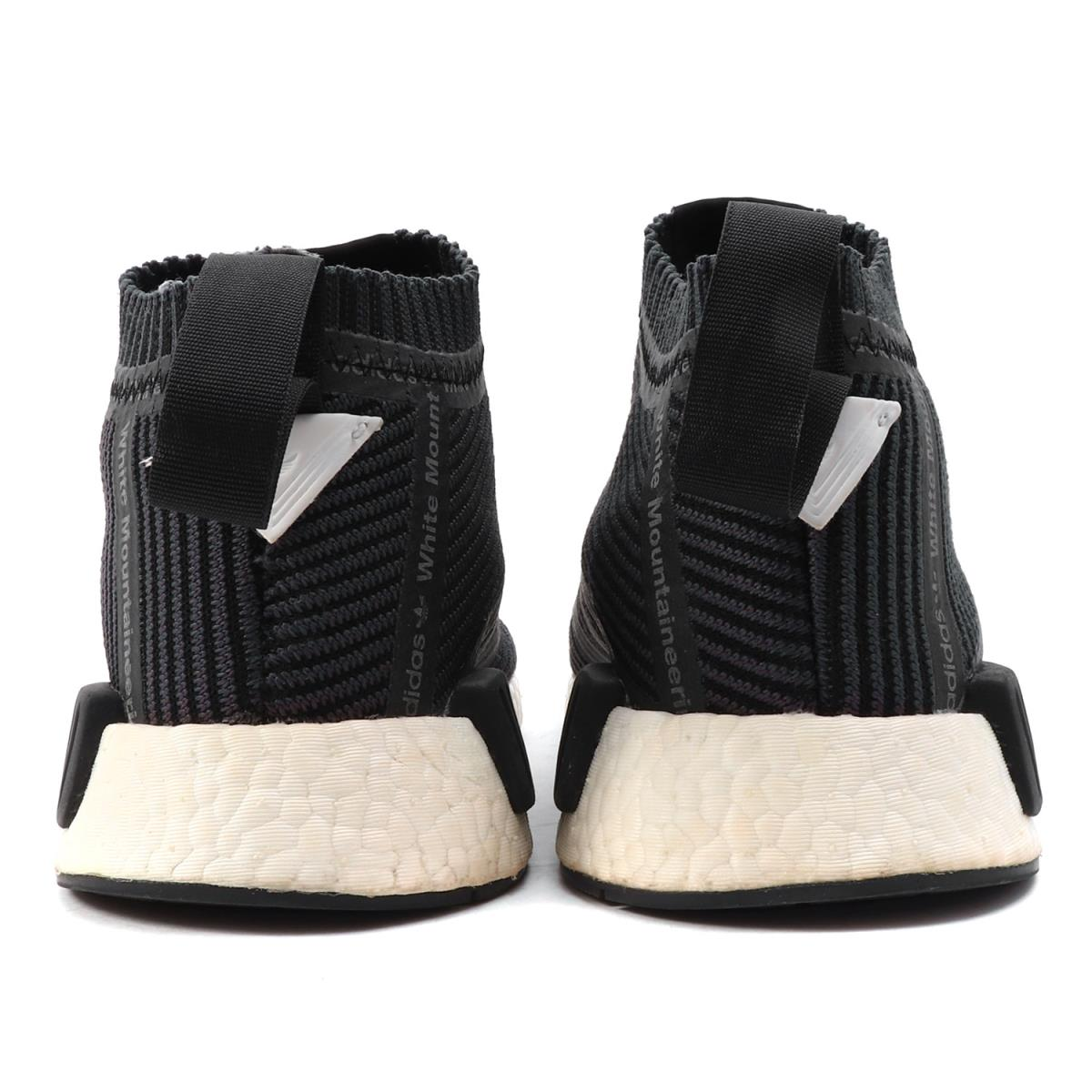0c18634af White Mountaineering (ホワイトマウンテニアリング) 16A W X adidas WM NMD CITY SOCK (S80529)  black US8(26cm)