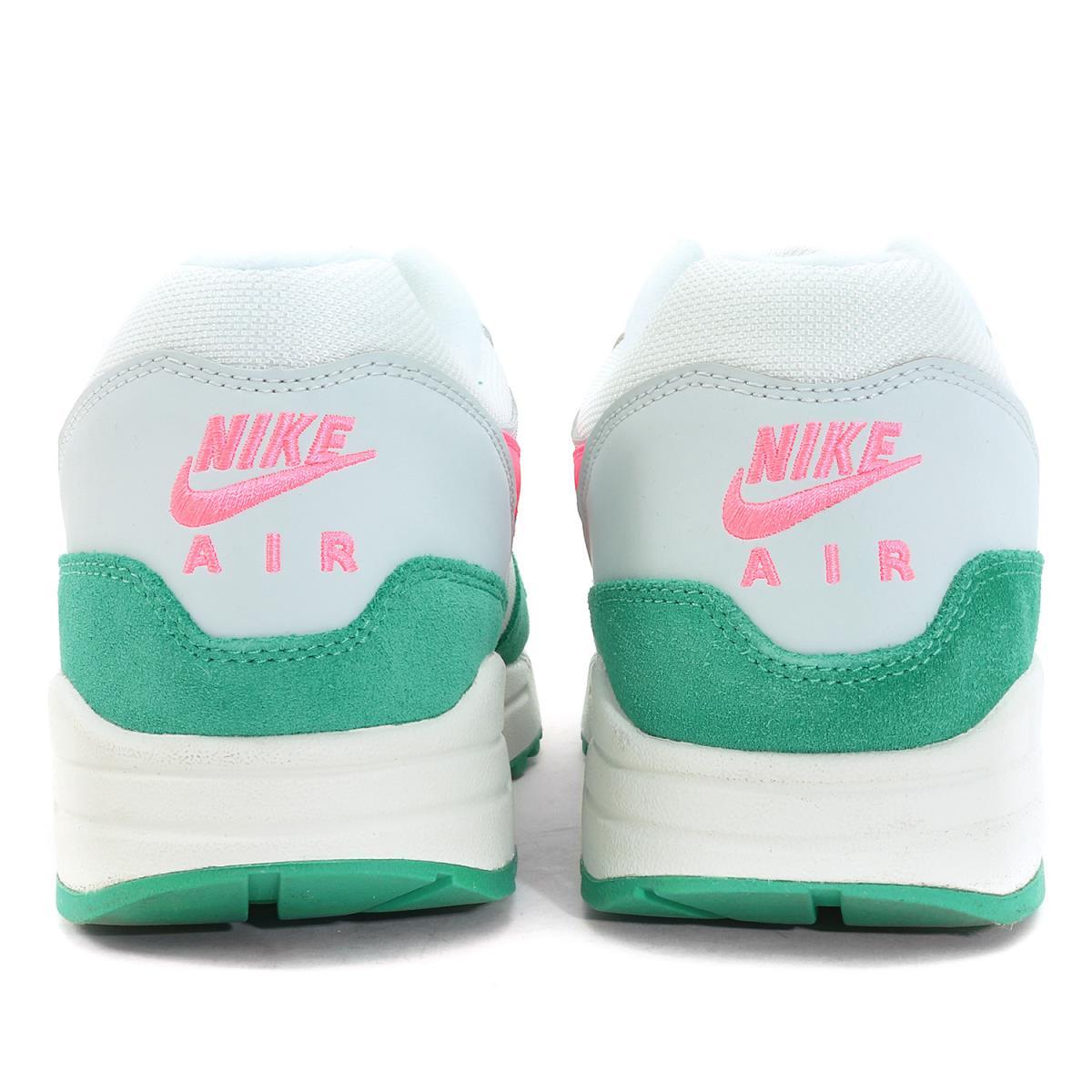 NIKE (Nike) AIR MAX 1 (AH8145 106) summit white X sunset pulse US9.5(27.5cm)