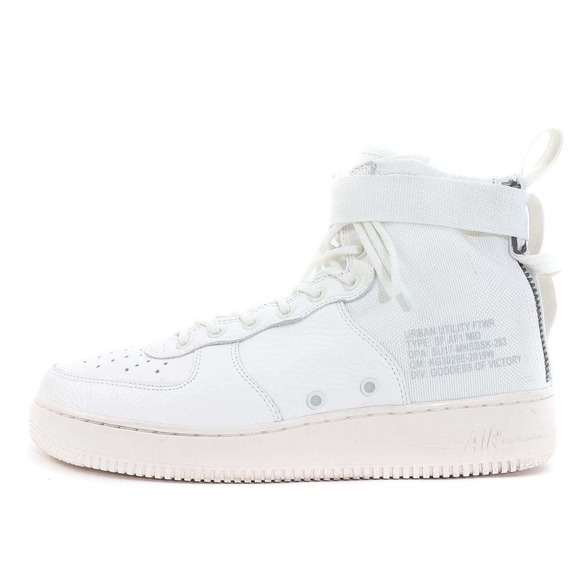 brand new 9bb43 d86f8 NIKE (Nike) SF AF1 MID (AA6655-100) ivory US10(28cm)