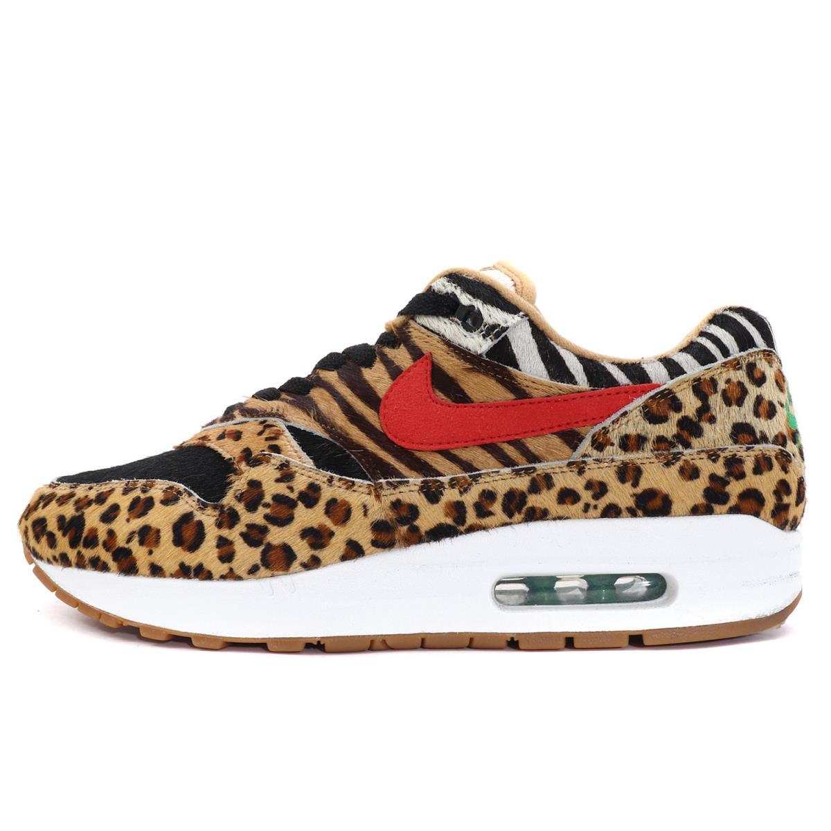 "Nike Air Max 1 DLX x Atmos ""Animal Pack 2.0"" Men's Shoe"