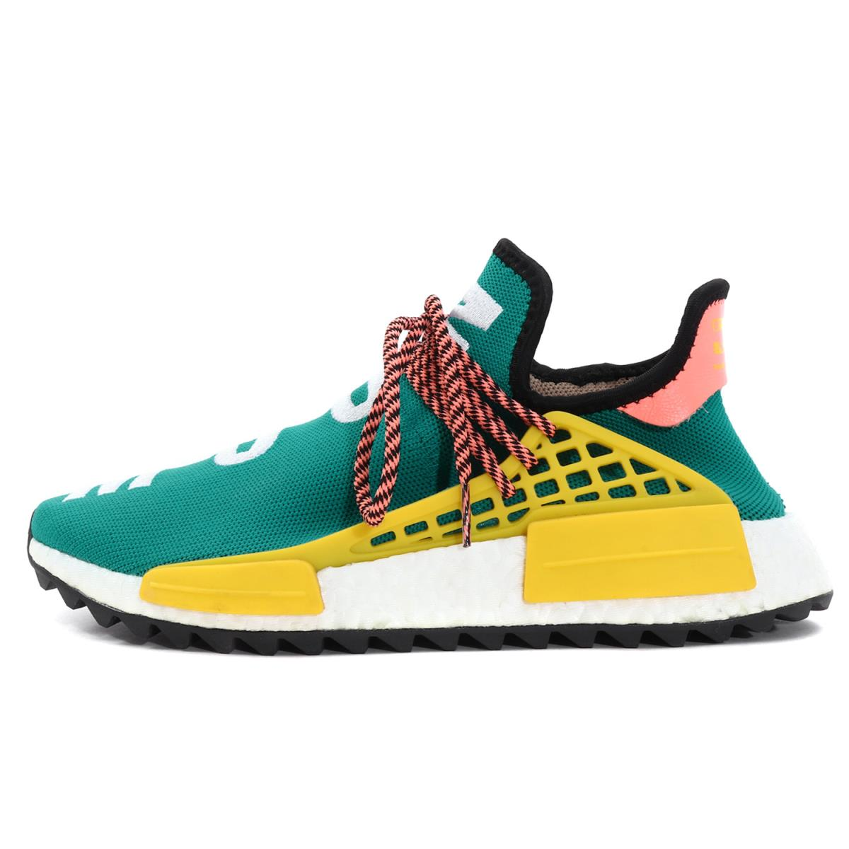 best sneakers 7141a aba5a adidas (Adidas) 17A/W X PHARRELL WILLIAMS PW HUMAN RACE NMD TR (AC7188)  green US7(25cm)