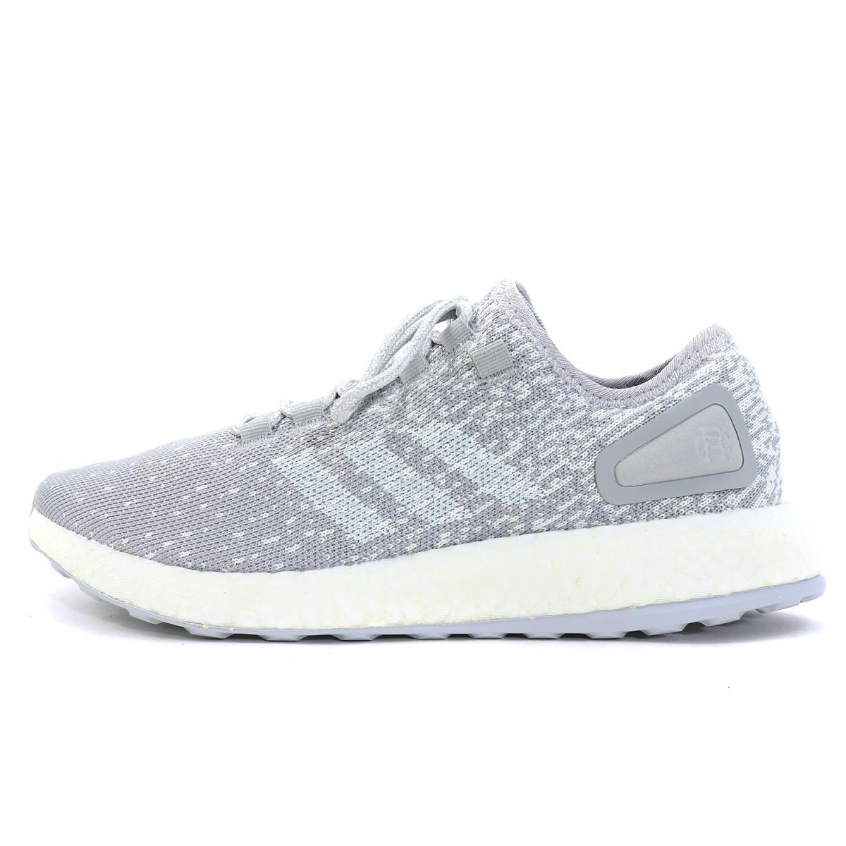 7bd2472a10f8d adidas (Adidas) 17A W X REIGNING CHAMP PureBOOST (CG5330) gray X chalk  white US7(25cm)