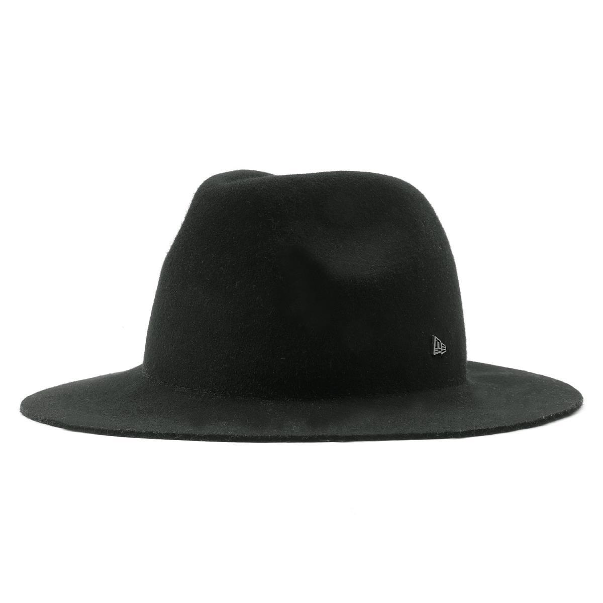 NEW ERA (new gills) 16A/W Y ditch rim wool felt hat black M