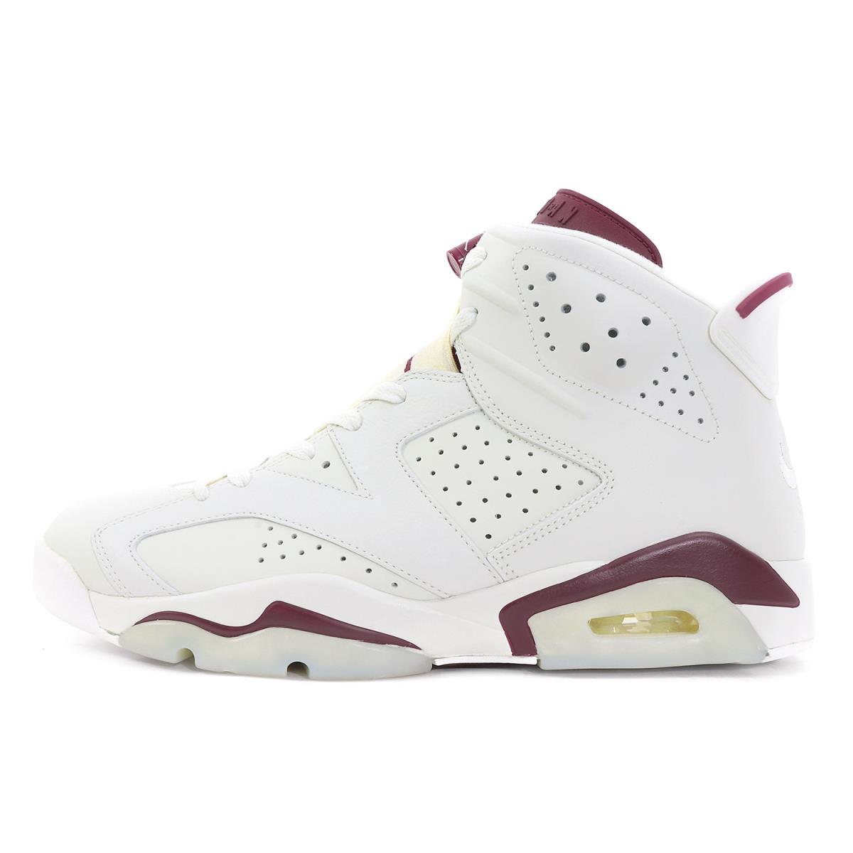 sports shoes cc7ba b424f NIKE (Nike) AIR JORDAN 6 RETRO MAROON (384,664-116) off-white X new Marron  US10.5(28.5cm)