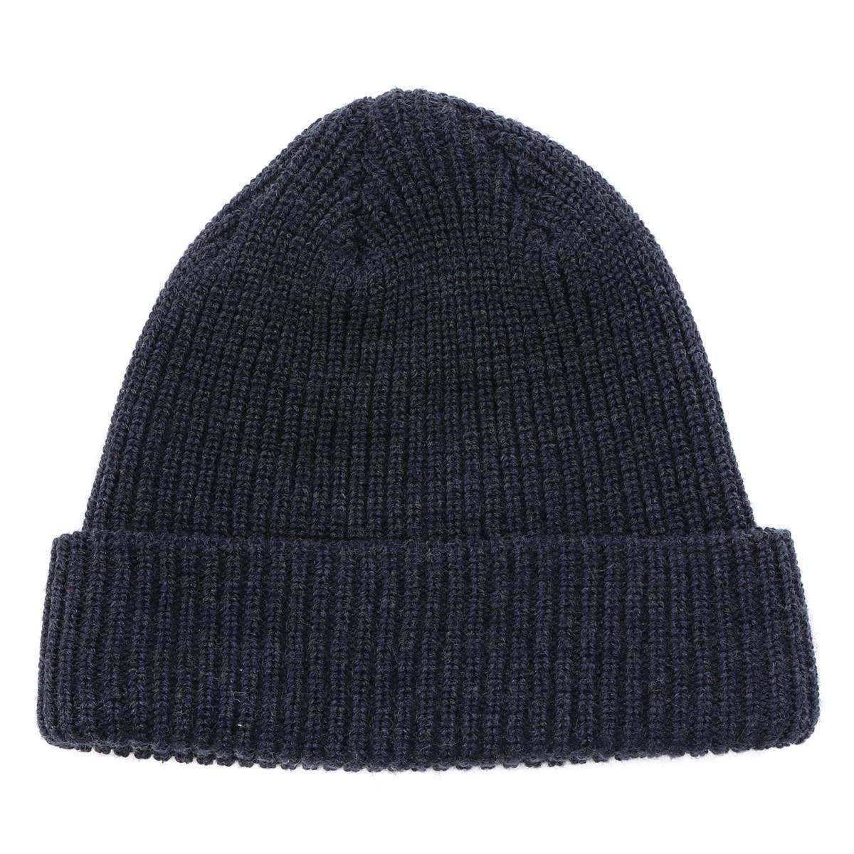 c6cfd7d7a Supreme (シュプリーム) 16A/W sloppy gauge acrylic beanie (Heather Loose Gauge  Beanie) navy