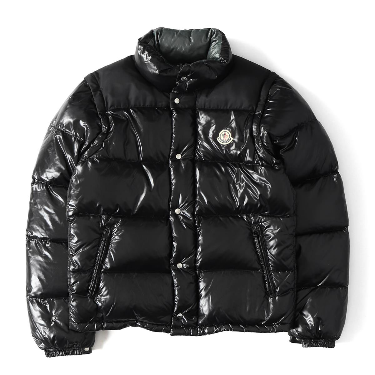 9c1020c93301 BEEGLE by Boo-Bee  MONCLER (Monk rail) 2WAY nylon full zip down ...