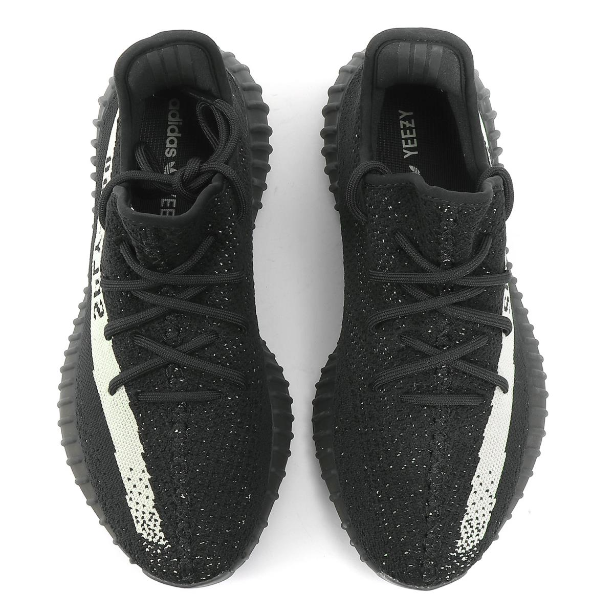 5b4f8089859 adidas (Adidas) YEEZY BOOST 350 V2 OREO (BY1604) core black X white US8 .5(26.5cm)