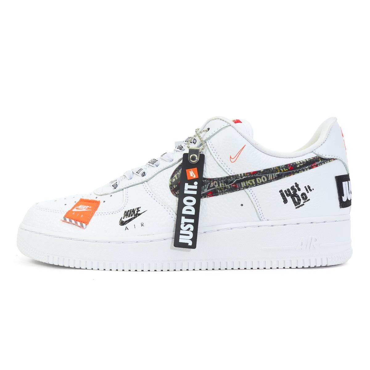 new products afac3 6b29c NIKE (Nike) AIR FORCE 1 07 PRM JDI (AR7719-100) white US11.5(29.5cm)