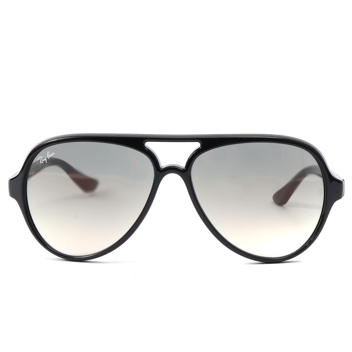 845939a4d8e25 Ray Ban (Ray-Ban) gradation lens teardrop sunglasses (RB4125 CATS 5000)  black