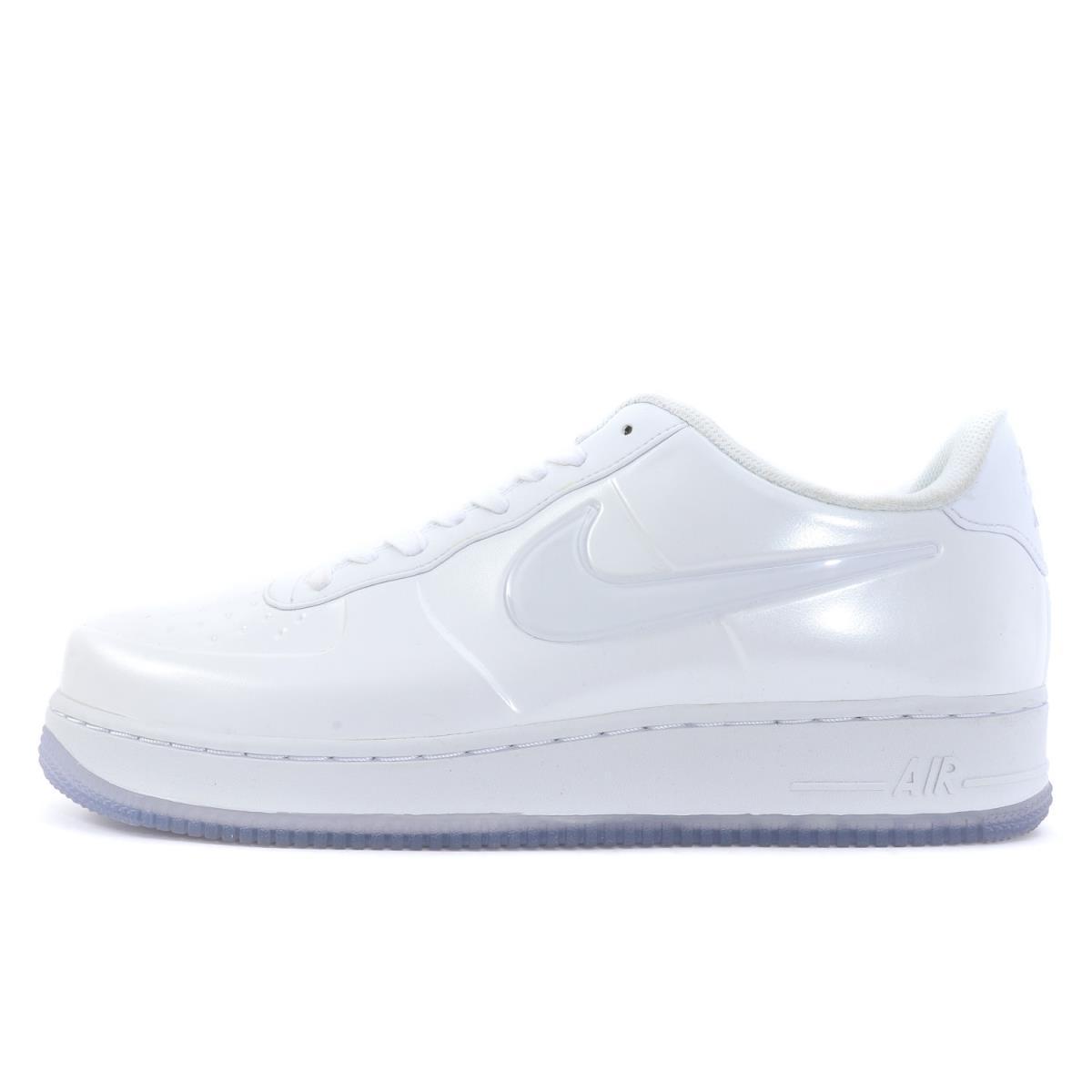 22dbbb97b1e NIKE (Nike) AIR FORCE 1 FOAMPOSITE CUP PRO (AJ3664-100) white US10(28cm)