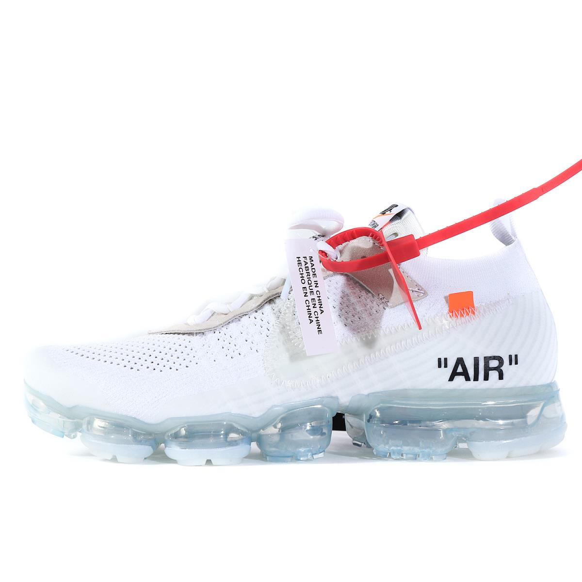 1c0752edd8e It is AIR VAPORMAX FK (AA3831-100) white US9(27cm) OFF-WHITE (off-white)  18S S X NIKE THE 10